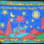 Alamo Heights Night 1999